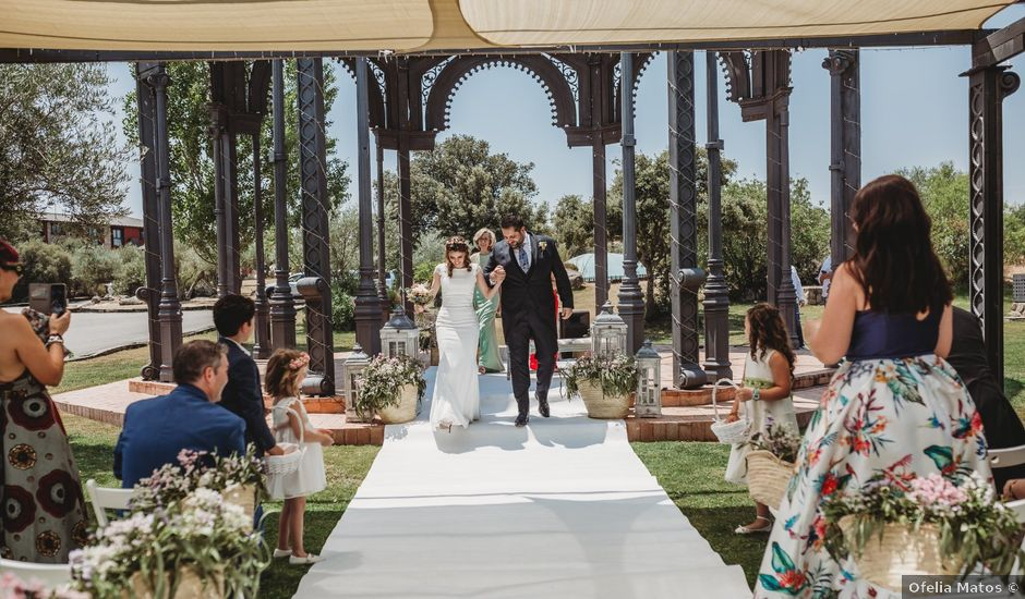 La boda de Ruben y Raquel en Almorox, Toledo