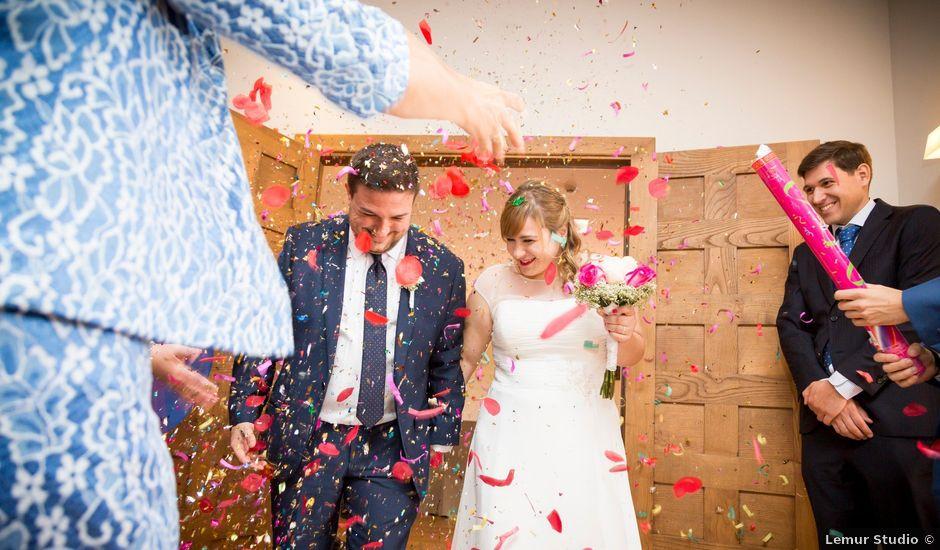 La boda de Roberto y Vanessa en Toledo, Toledo