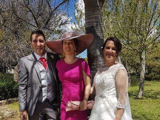 La boda de Mady y Raul 1