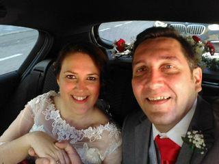 La boda de Mady y Raul