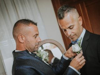 La boda de Leyre  y Alberto 1