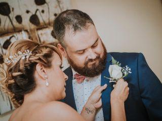La boda de Leyre  y Alberto