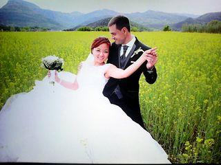 La boda de Nali y Marc
