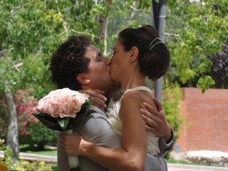 La boda de Eduardo y Alicia