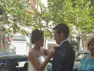 La boda de Isabel y Pedro 2