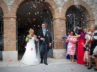 La boda de Amparo y Christian