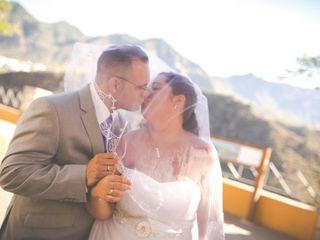 La boda de Davinia y Ivan