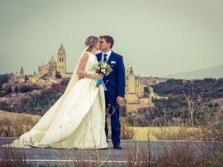 La boda de Estela y Miguel Ángel