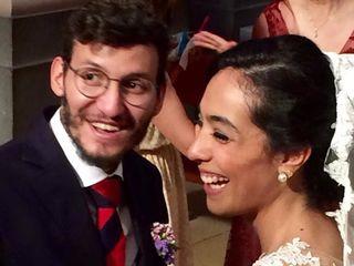 La boda de Maria Camila y Daniel Arturo  3