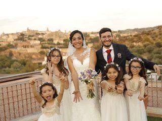 La boda de Maria Camila y Daniel Arturo