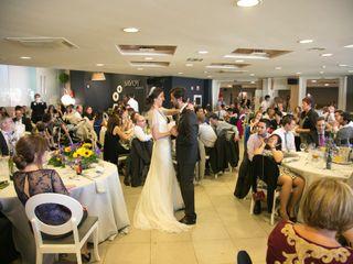 La boda de Elena y Toni 1