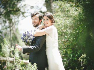La boda de Elena y Toni