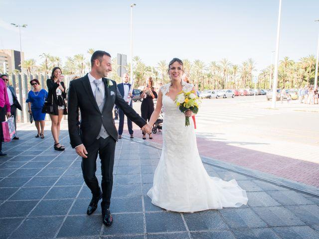La boda de Sarai y Jose Andres