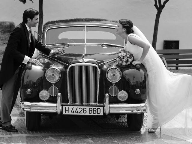 La boda de Pilar y Paco