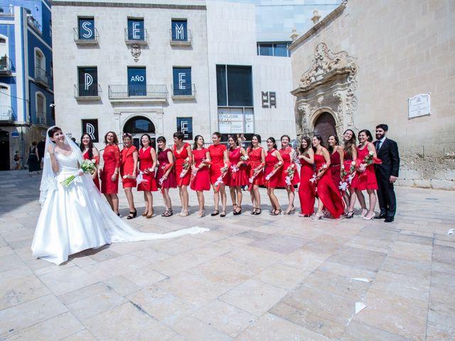 La boda de Armando y Raquel en Alacant/alicante, Alicante 1