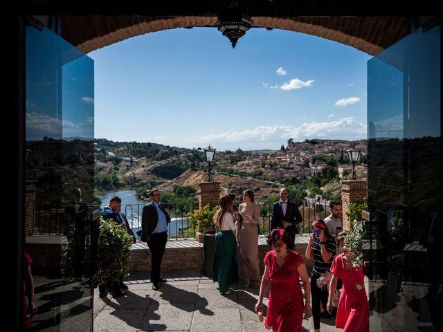 La boda de Héctor y Pamela en Toledo, Toledo 29