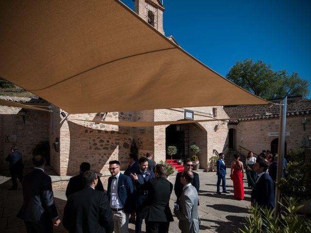 La boda de Héctor y Pamela en Toledo, Toledo 30