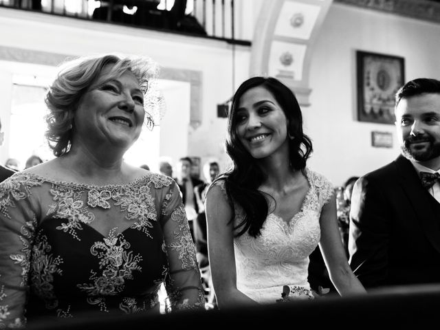 La boda de Héctor y Pamela en Toledo, Toledo 42