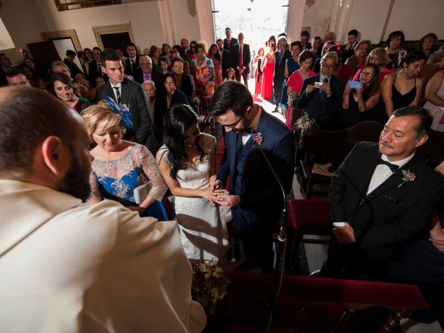 La boda de Héctor y Pamela en Toledo, Toledo 46