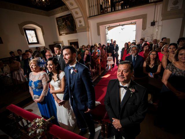 La boda de Héctor y Pamela en Toledo, Toledo 49