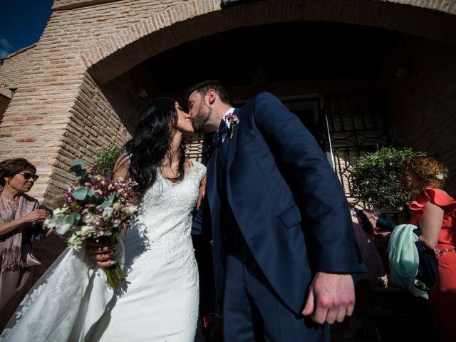 La boda de Héctor y Pamela en Toledo, Toledo 56