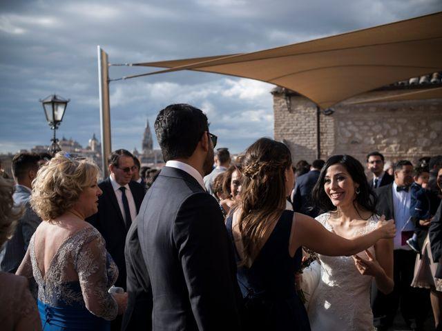 La boda de Héctor y Pamela en Toledo, Toledo 63