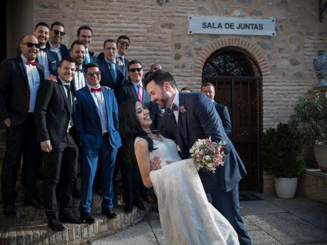 La boda de Héctor y Pamela en Toledo, Toledo 65