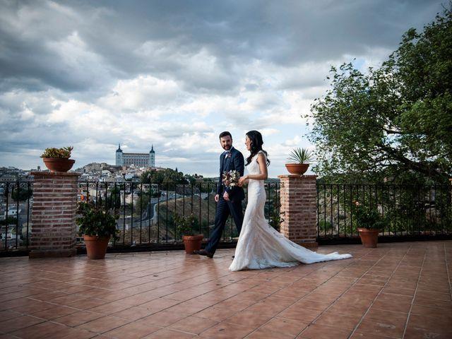 La boda de Héctor y Pamela en Toledo, Toledo 66