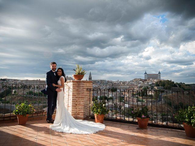 La boda de Héctor y Pamela en Toledo, Toledo 68