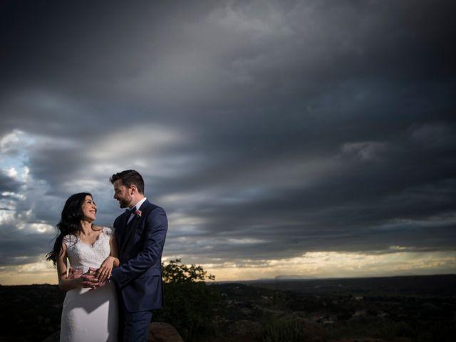 La boda de Héctor y Pamela en Toledo, Toledo 73