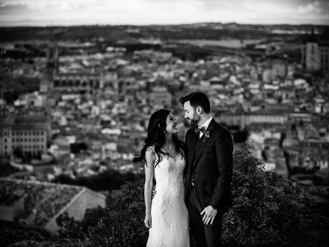 La boda de Héctor y Pamela en Toledo, Toledo 74