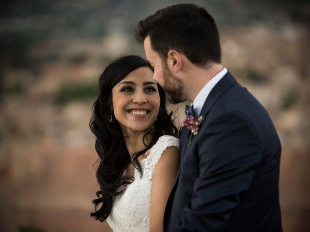 La boda de Héctor y Pamela en Toledo, Toledo 76