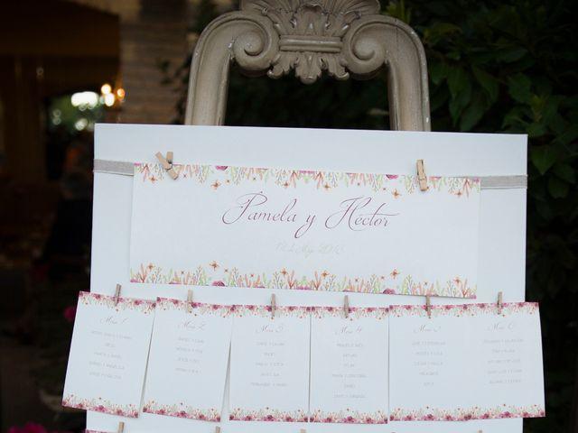 La boda de Héctor y Pamela en Toledo, Toledo 81