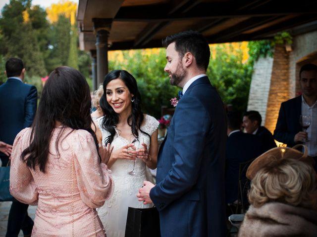 La boda de Héctor y Pamela en Toledo, Toledo 91