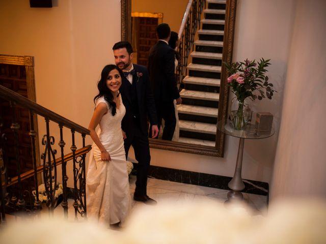 La boda de Héctor y Pamela en Toledo, Toledo 95