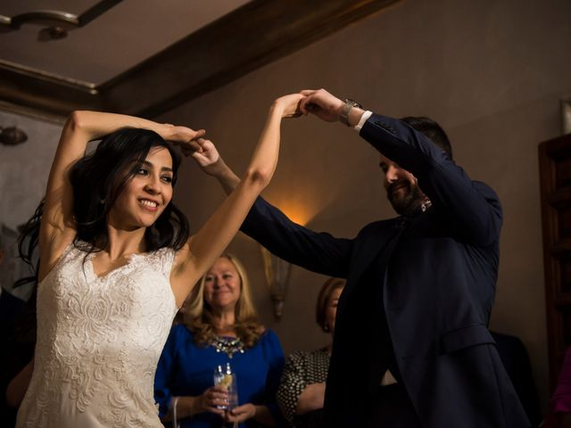 La boda de Héctor y Pamela en Toledo, Toledo 100
