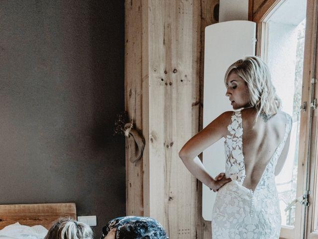 La boda de Rebeca y Javier en Arbucies, Girona 4