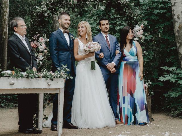 La boda de Rebeca y Javier en Arbucies, Girona 12