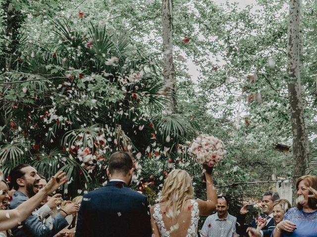 La boda de Rebeca y Javier en Arbucies, Girona 13