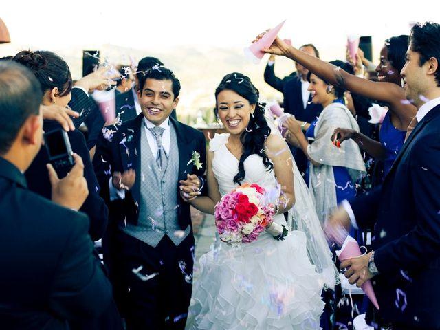 La boda de Toño y Carol en Alacant/alicante, Alicante 39