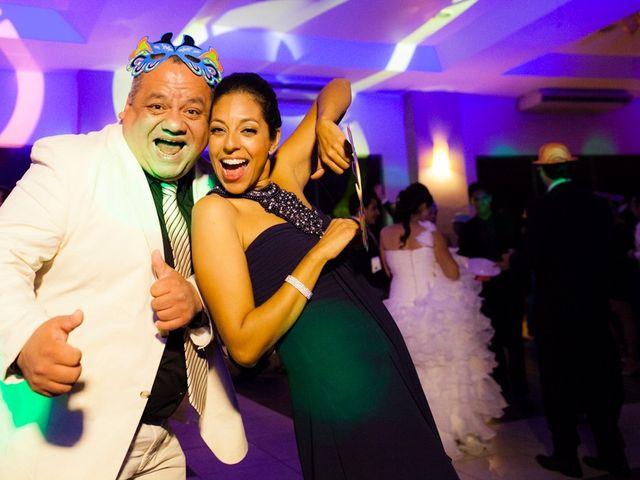 La boda de Toño y Carol en Alacant/alicante, Alicante 53