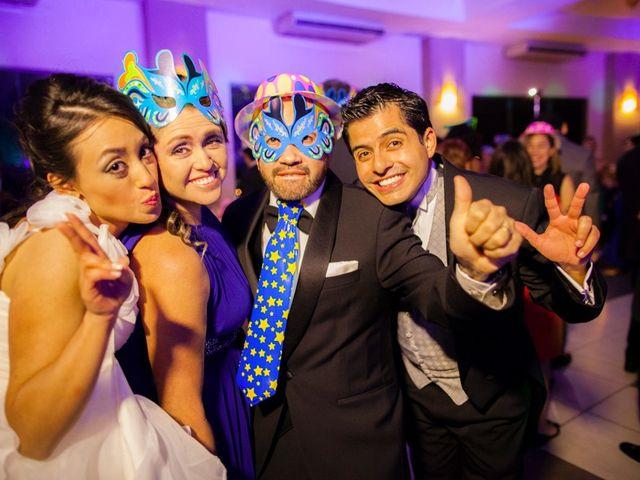 La boda de Toño y Carol en Alacant/alicante, Alicante 55