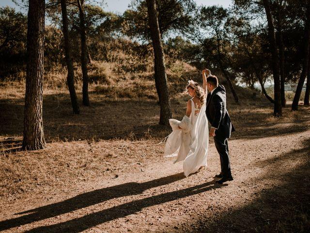 La boda de Macarena y Francisco