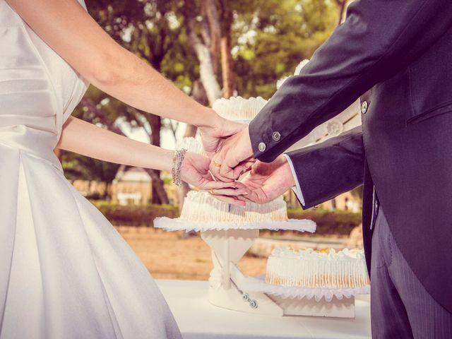 La boda de Armando y Raquel en Alacant/alicante, Alicante 17