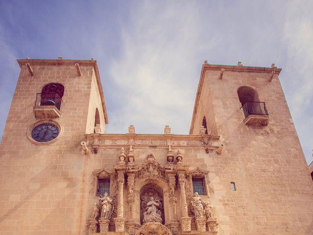 La boda de Armando y Raquel en Alacant/alicante, Alicante 9