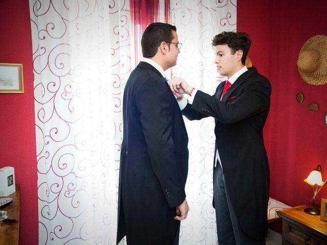 La boda de Christian y Amparo en Cubas De La Sagra, Madrid 7