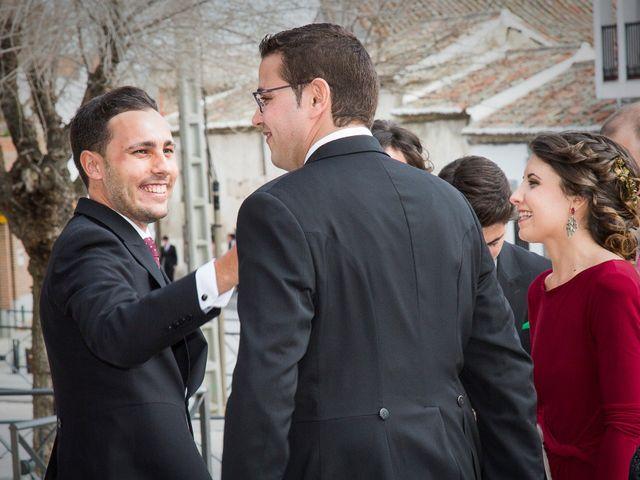La boda de Christian y Amparo en Cubas De La Sagra, Madrid 20