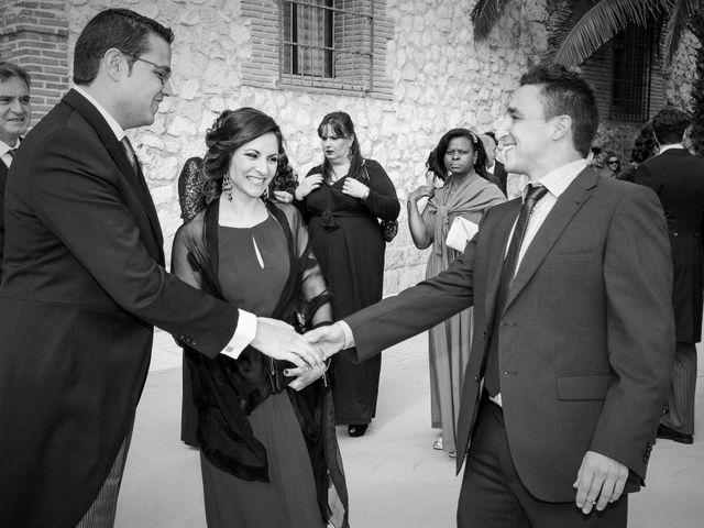 La boda de Christian y Amparo en Cubas De La Sagra, Madrid 22