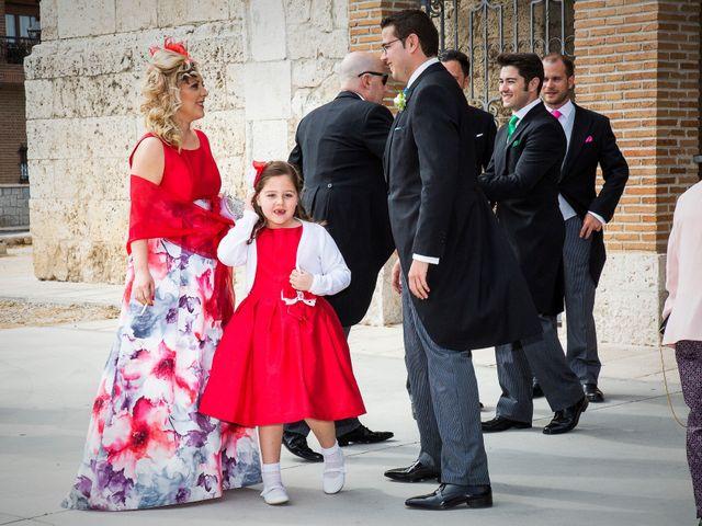 La boda de Christian y Amparo en Cubas De La Sagra, Madrid 24