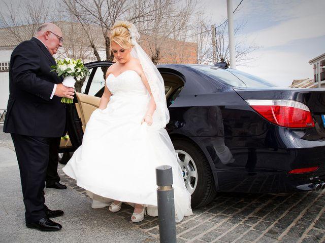 La boda de Christian y Amparo en Cubas De La Sagra, Madrid 25